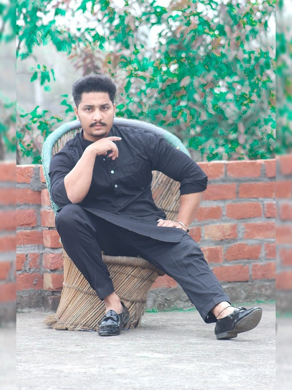 Picture Of Actor Paramjit Singh Sidhu