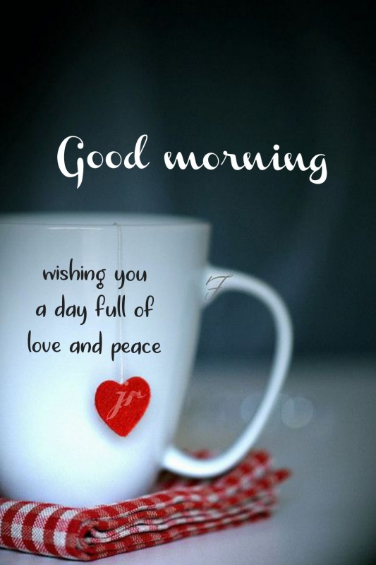 Wishing You  Day Full Of Love