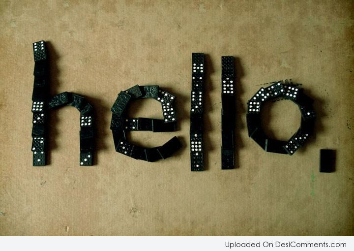 Hello Hi Pictures Images Graphics