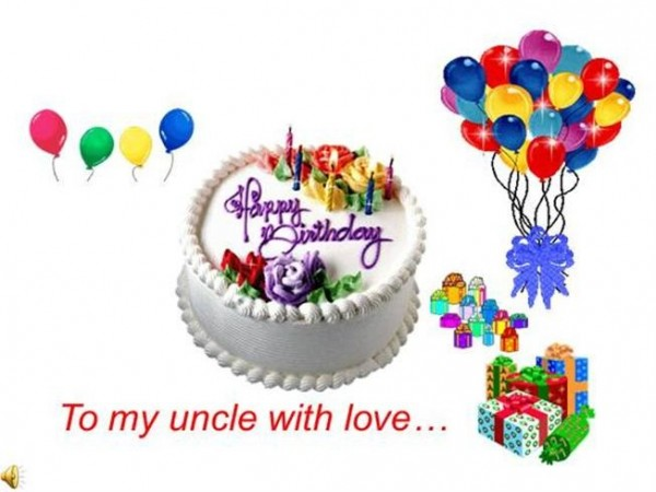 Picture: To My Uncle With Love