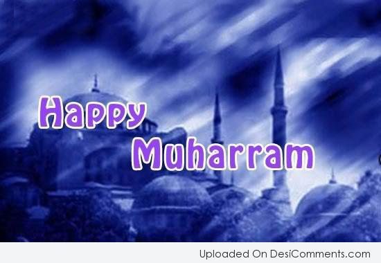 Picture: Happy Muharram
