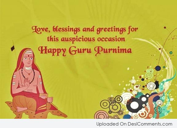 Picture: Happy Guru Purnima