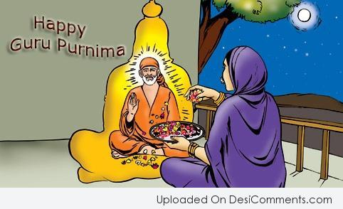 Picture: Happy Guru Purnima Festival