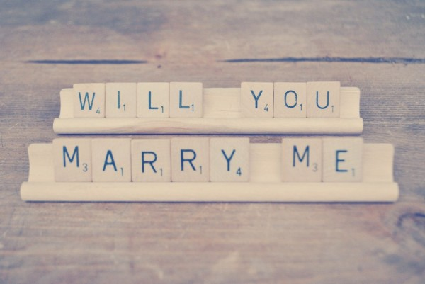 Picture: Will You Marry Me
