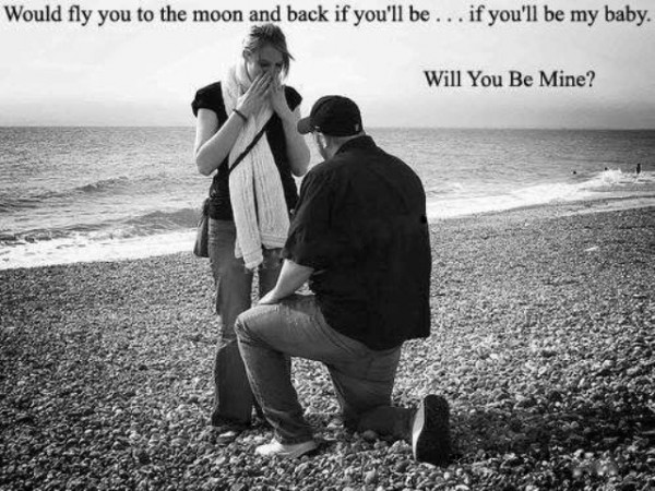Picture: Will You Be Mine