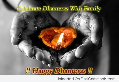 Picture: Celebrate Dhanteras With Family