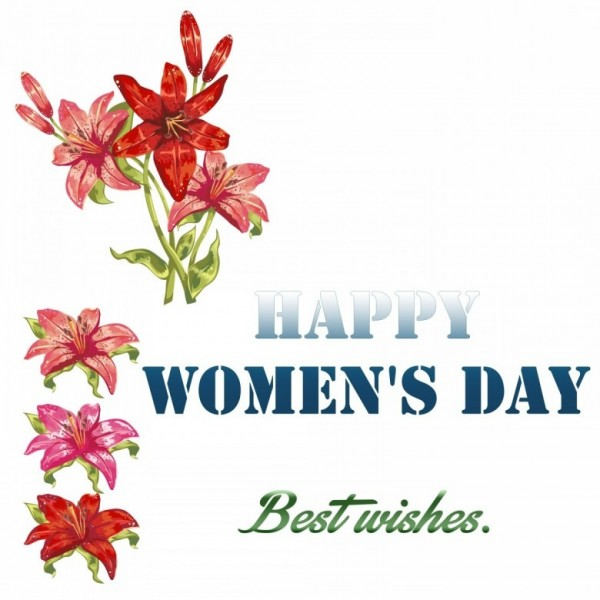 Picture: Happy Women's Day – Best Wishes