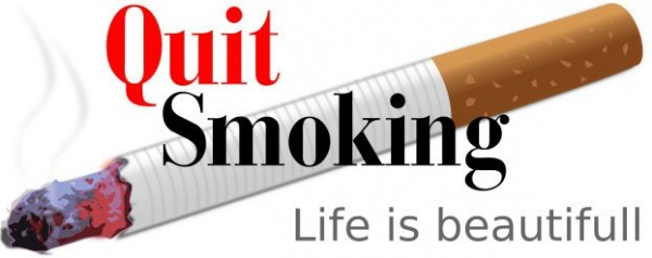 Picture: Quit Smoking Life Is Beautiful