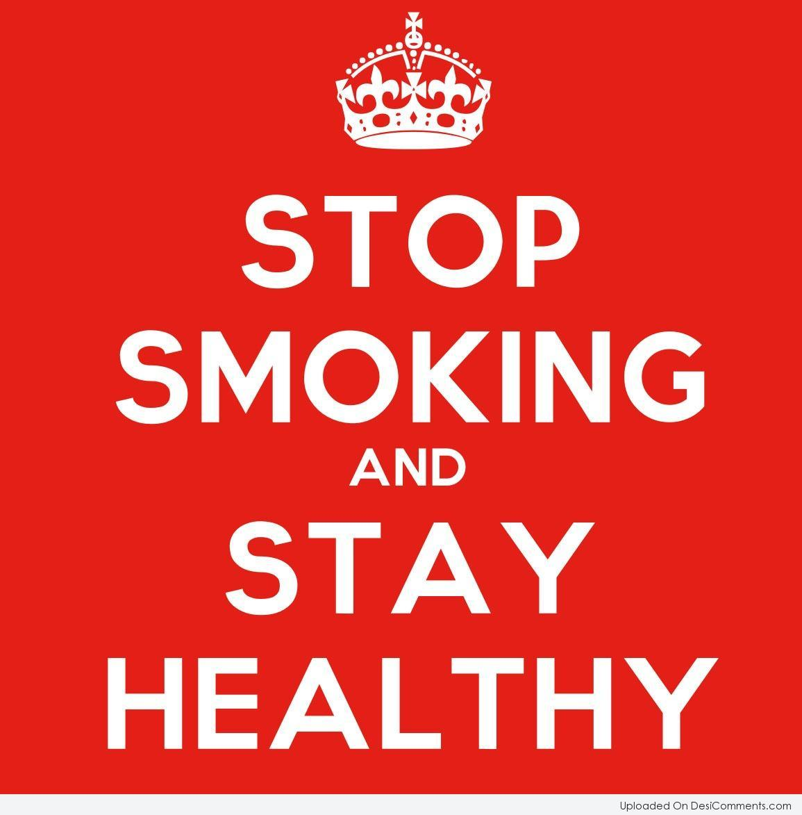 Quit Smoking Quotes Stop Smoking And Stay Healthy  Desicomments