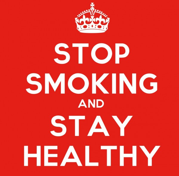 Stop Smoking And Stay Healthy