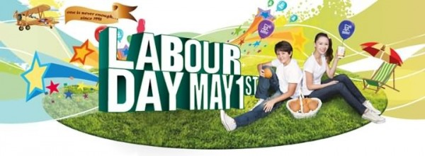 Picture: Labour Day May 1st