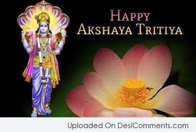 Picture: Happy Akshaya Tritiya