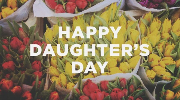 Picture: Happy Daughter's Day