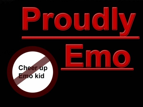 Picture: Proudly Emo
