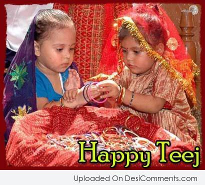 Picture: Happy Teej