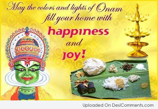 Picture: Onam Fill Your Home With Happiness And Joy