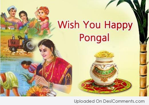 Picture: Wish You Happy Pongal