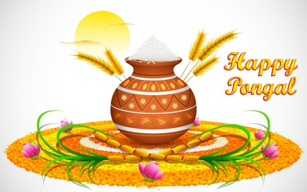 Picture: Happy Pongal