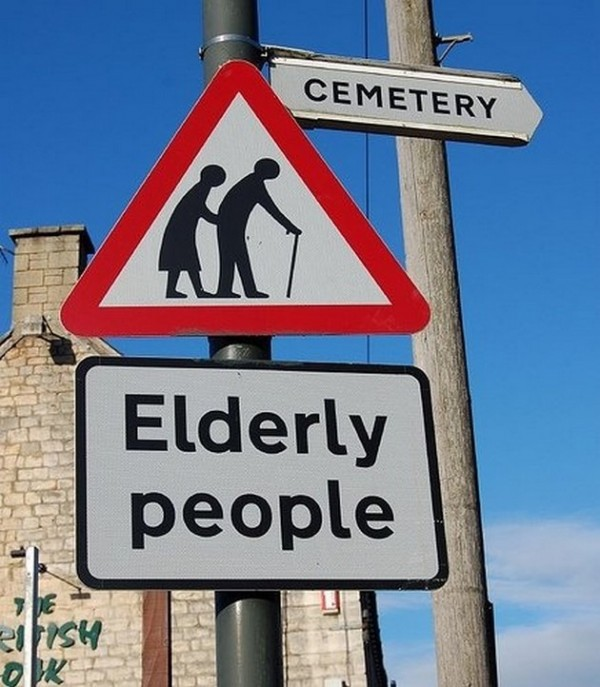 Picture: Elderly People