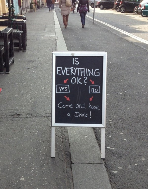 Picture: Is Everything Ok?