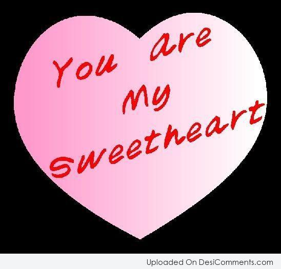 Picture: You Are My Sweetheart