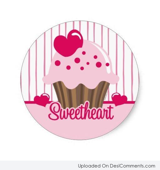 Picture: Sweetheart Cupcake