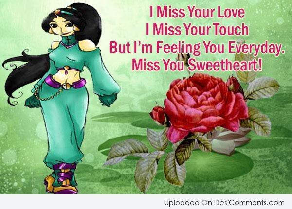 Picture: Miss You Sweetheart