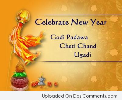 Picture: Celebrate New Year – Gudi Padwa