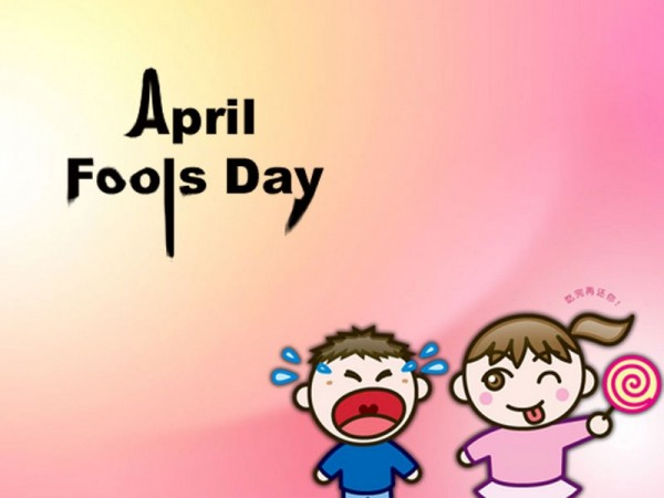 Picture: April Fools Day