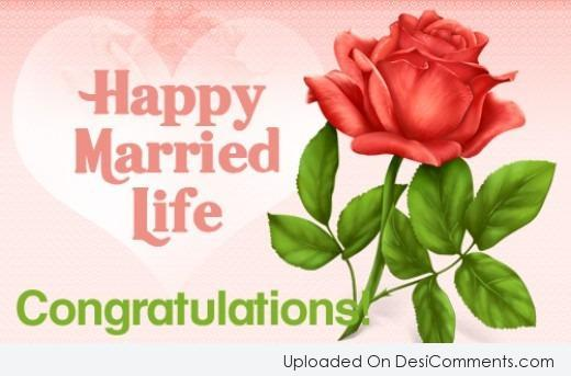 Happy Married Life Wishes Funny