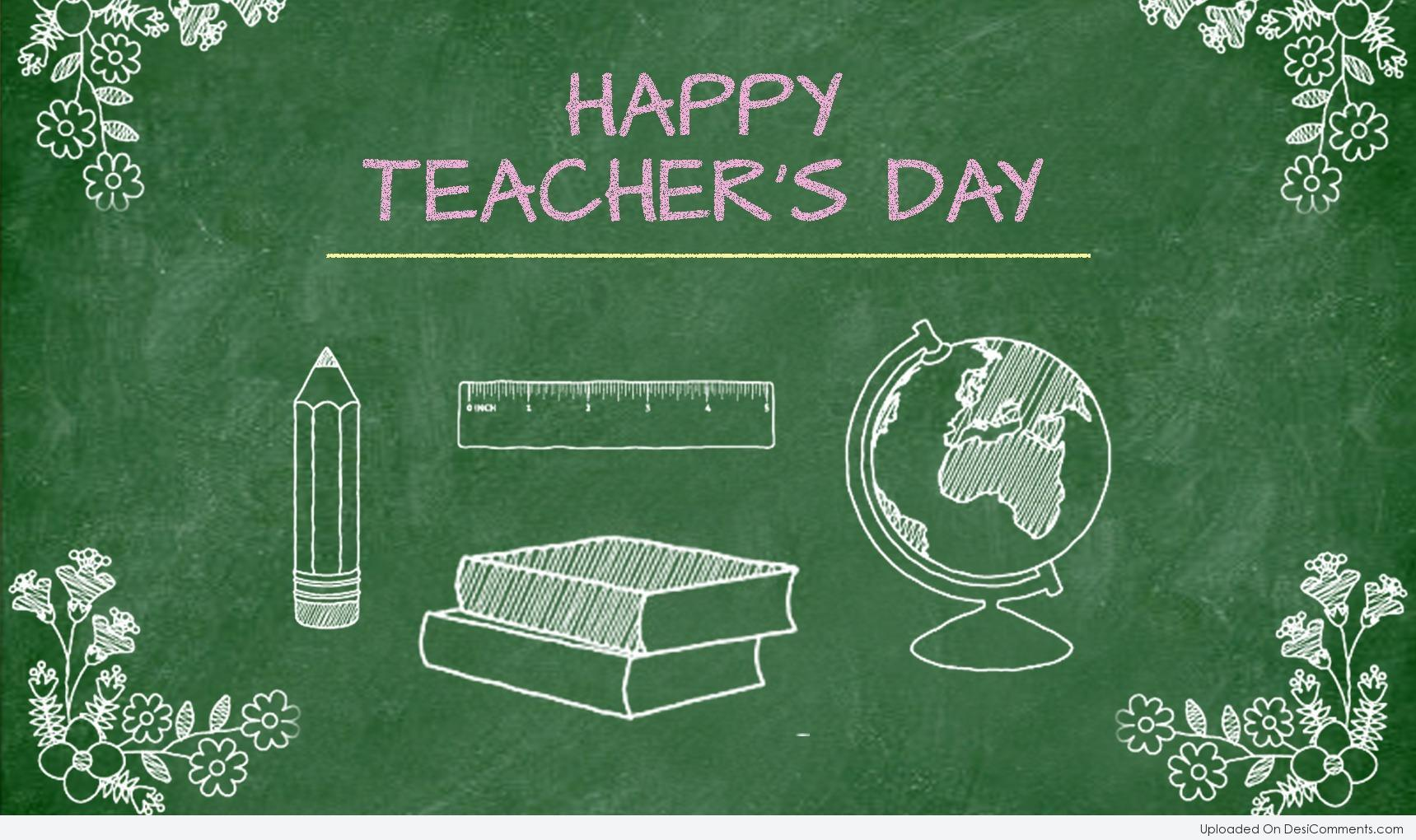 happy teachers day National teacher appreciation week kicked off yesterday, but the biggest day for  educators is today, may 8, as national teacher appreciation day while the.