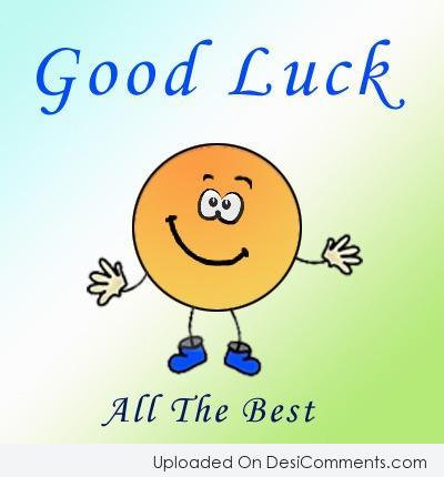 Good Luck All The Best Desicommentscom