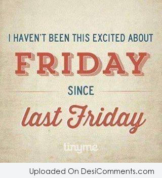 Picture: Friday