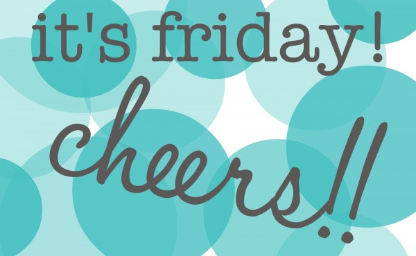 Picture: It's Friday Cheers