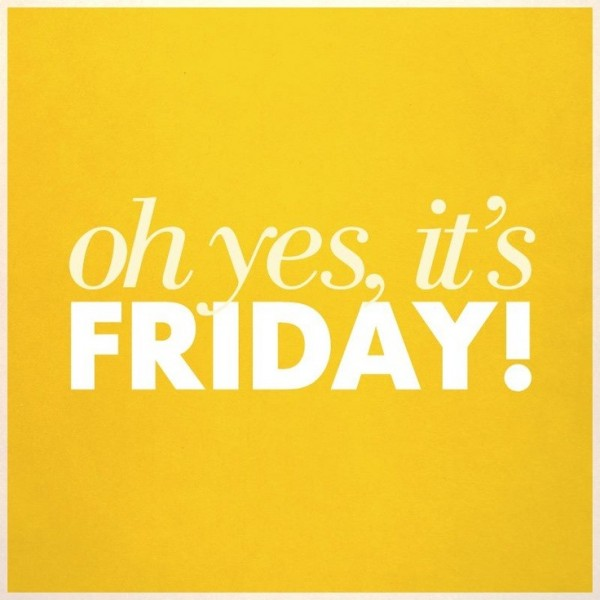 Picture: Oh Yes It's Friday