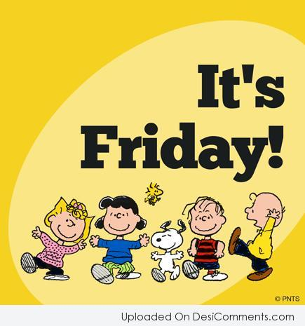 Picture: It's Friday