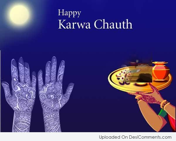 Picture: Happy Karwa Chauth