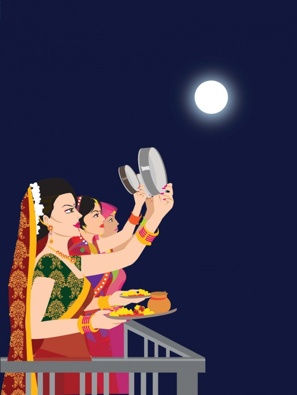 Picture: Happy Karva Chauth