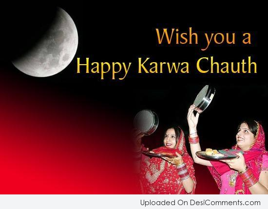 Picture: Wish You A Happy Karva Chauth