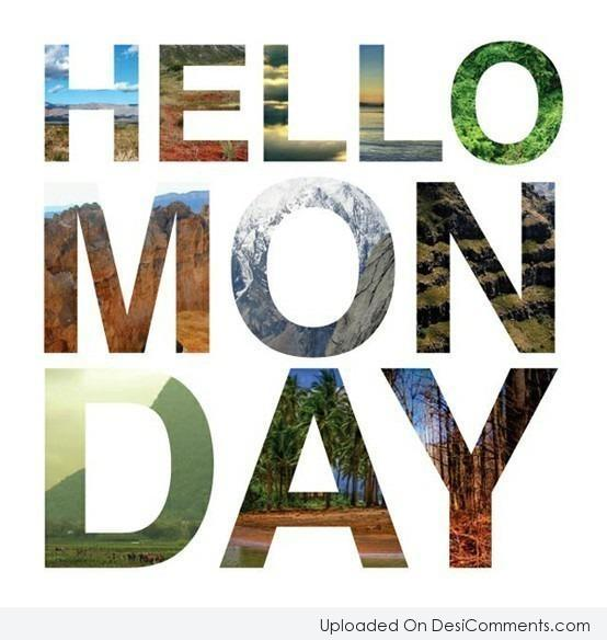 Picture: Hello Monday