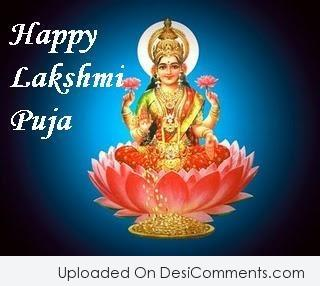Picture: Happy Lakshmi Puja