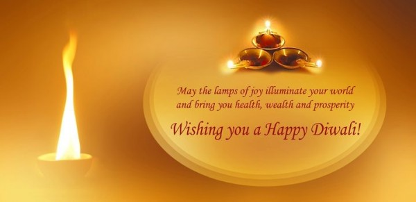 Picture: Wishing You A Happy Diwali