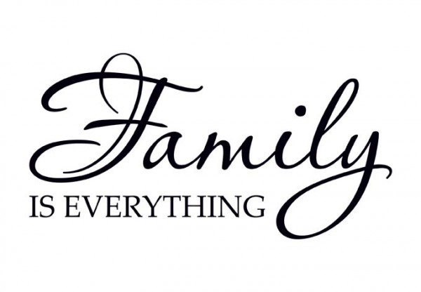 Picture: Family Is Everything