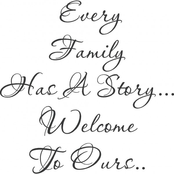 Picture: Every Family Has A Story