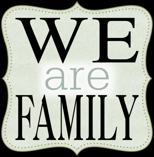 Picture: We Are Family