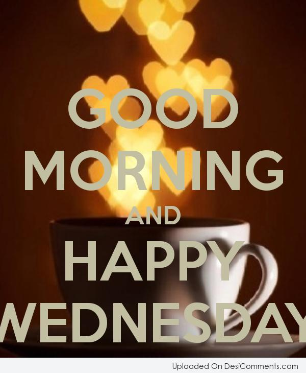 Picture: Good Morning Happy Wednesday