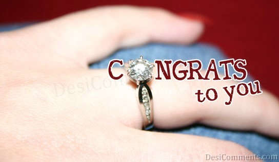 Congrats To You