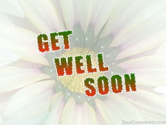 Get Well Soon Graphic