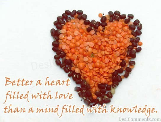 Picture: Heart Filled With Love