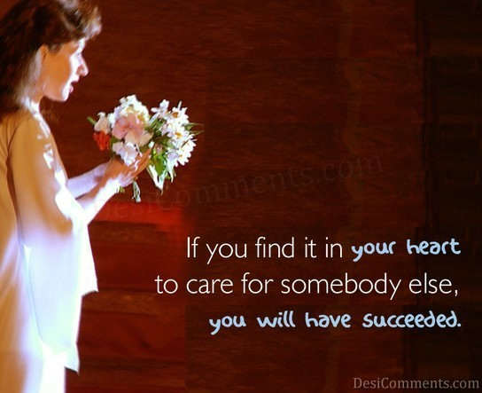 Find It In Your Heart